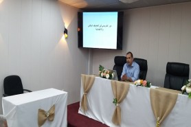 A lecture on the role of the teacher in the